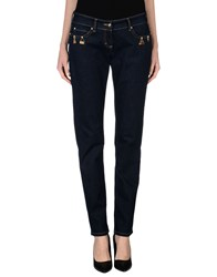 Ean 13 Denim Denim Trousers Women Blue