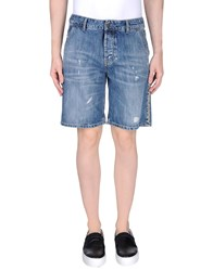 Liu Jo Denim Bermudas Blue