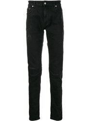 Represent Slim Fit Jeans Black