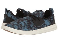 Volcom Draft Blue Combo Men's Lace Up Casual Shoes Multi