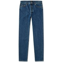 A.P.C. New Standard Stonewashed Jean Blue