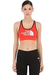 The North Face Bounce Be Gone Novelty Bra Red