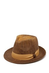 Tommy Bahama Bangkok Fedora Brown