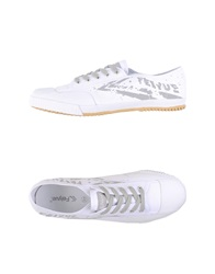 Feiyue Low Tops And Trainers White