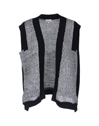 Rue Du Mail Knitwear Cardigans Women Grey