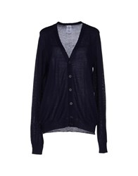 S.O.H.O New York Soho Knitwear Cardigans Women Dark Blue