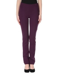 Marc Cain Casual Pants Mauve