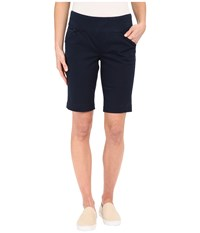 Jag Jeans Ainsley Bermuda Classic Fit Bay Twill Nautical Navy Women's Shorts