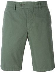 Aspesi Chino Shorts Green