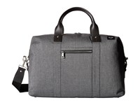 Jack Spade Tech Oxford Revised Wing Duffel Grey Duffel Bags Gray