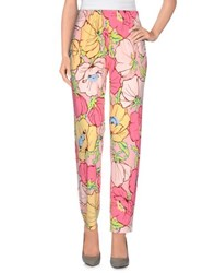 Moschino Cheap And Chic Moschino Cheapandchic Trousers Casual Trousers Women Pink