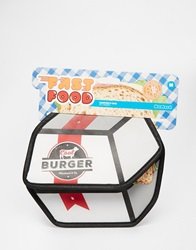 Gifts Burger Lunch Bag Multi