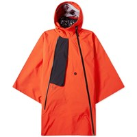 Nikelab Acg 'S 3 In 1 System Poncho Red