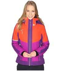 Obermeyer Valerie Jacket Azalea Purple Women's Coat