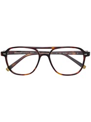 Moscot Bjorn Glasses Brown
