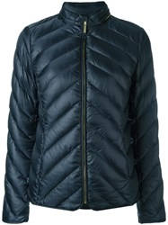 Michael Michael Kors Padded Jacket Blue
