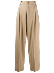 Alysi High Rise Straight Trousers 60