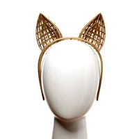 Kova By Sascha 3D Printed Cat Ears Headband