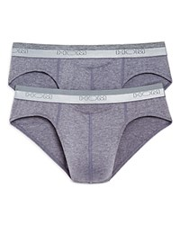 Hom Mini Briefs Pack Of 2 Gray