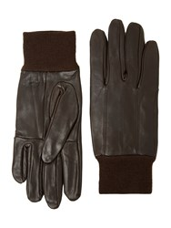 Howick Classic Leather Gloves Brown