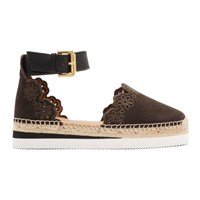 See By Chloe Brown Glyn Espadrilles