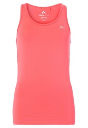 Only Play Onpclaire Sports Shirt Hot Pink