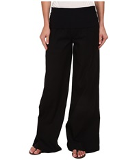 Xcvi Swooping Pant Black Women's Casual Pants