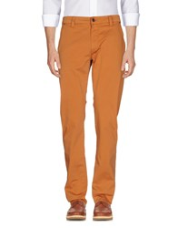 Heavy Project Casual Pants Camel