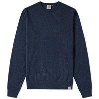 Carhartt Playoff Crew Knit Blue