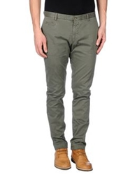 Altea Casual Pants Military Green