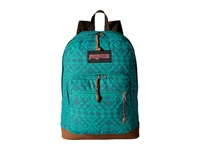 Jansport Right Pack Expressions Moonlight Teal Canvas Backpack Bags Blue
