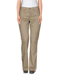 Escada Sport Denim Denim Trousers Women Beige