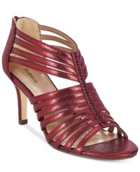 Styleandco. Style Co. Shaynaa Embellished Evening Pumps Only At Macy's Women's Shoes Raisin