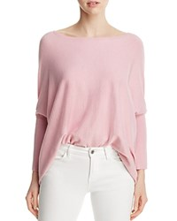Cupcakes And Cashmere Pepper Dolman Sleeve Sweater Cotton Candy