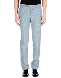 Canali Casual Pants Light Green