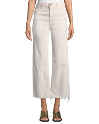 Dl1961 Hepburn High Rise Wide Leg Jeans Blush
