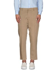 Master Coat Trousers Casual Trousers Men Khaki