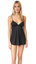 La Perla Charisma Babydoll Dress Black