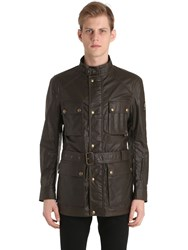 Belstaff Sophnet Roadmaster Coated Field Jacket