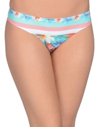Miss Naory Swim Briefs Light Green