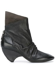 Marsell Zipped Boots Black
