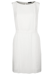 Michalsky Cocktail Dress Party Dress Champagne White