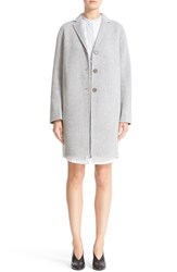 Acne Studios Women's 'Elsa' Double Wool And Cashmere Cocoon Coat
