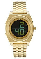 Nixon Digital Watch Goldcoloured