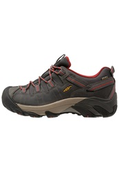 Keen Targhee Ii Walking Shoes Magnet Brindle Grey
