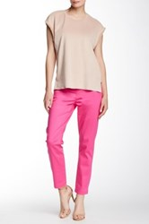 Miraclebody Jeans Andie Pull On Ankle Pant Pink