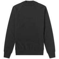 A Kind Of Guise Morello Highneck Sweat Black