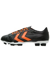Hummel Rapid Blade Smu Football Boots Black Orange