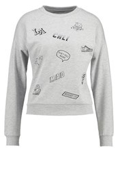 Twintip Sweatshirt Grey