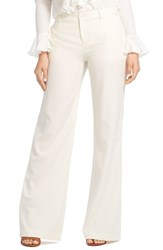 Plus Size Women's Lauren Ralph Lauren Wide Leg Wool Pants